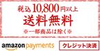 10,800円以上で送料無料
